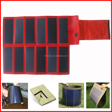 36W/18V Flexible solar panel price with uni solar AA grade solar cell