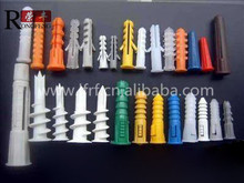 high quality low price plastic wall/ fisher type insulation anchor