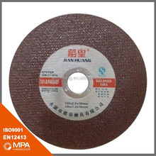 105x1x16mm Abrasives Cut off wheel for metal
