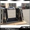 Colorful 10U Rack Rail Portable Aluminum flight case for sale