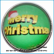 Hot Sale Fashion Style Good Quality Jewelry 20mm enamel snap press button jewelry