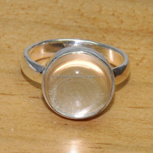 gemstone!! Crystal 925 Sterling Silver Vintage Ring, Gemstone Ring Jewelry Wholesaler