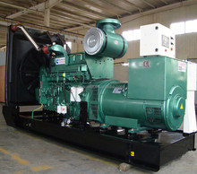Hot sales 10KVA-2000KVA diesel generator set with ISO 9001