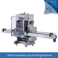 vertical form automatic piston filler