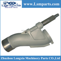 concrete pump spare parts s valves/ s pipe/ s tube