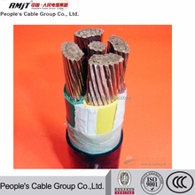 high voltage electric transmission wires/ power cable