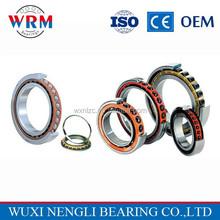 High precision bearing angular contact ball bearing 7215 for Corrugated pipe equipment