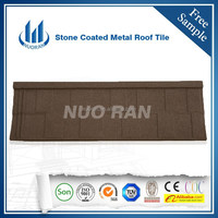 NUORAN brand Newzealand technology stone coated metal roofing tiles