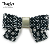 Wholesale American Apparel big butterfly Bow Hair Clip elegant Charming Girl Lady Bowknot Bow Clip Hair Accessories