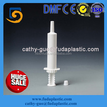 syringe disposable dairy 30ml with CE certificate