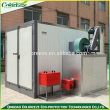 Alibaba Express Spring Machinery Energy Saving Powder Curing Machine