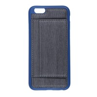 2 in 1 leather tpu cell phone case for iphone6/plus