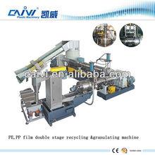 PP/HDPE Plastic Film Granulator Machine/pelletizer Line