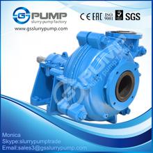 Bombas para lodos pesados/rubber Heavy Duty Slurry Pump