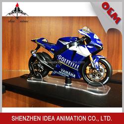 China wholesale merchandise 1:24 sport motorcycle model