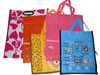 Foldable promotion wholesale recycled custom various non woven shopping bag