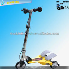 Full Aluminum Kick Scooter with stand, strap and stickers