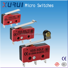mini micro switch 5a 250vac / wireless micro switch manufacture with tuv approval