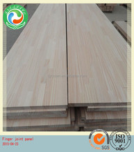 Rubber wood/pine finger joint board