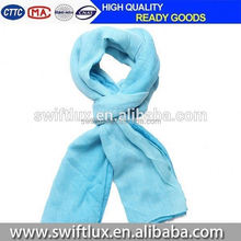 oblong 2012 wholesale polyester voile scarf