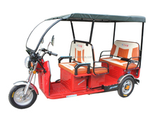 3 wheels electric tricycle / battery rickshaw / popular in Southeast Asian countries