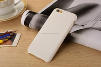White easy applying case, ultra thin, phone cover for iphone 6