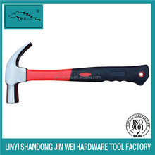 British 45 # Carbon Steel Forging Hammer to Nail Puller