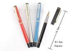 TC PEN Blue Metal Pen, Promotional Gift Mini Metal Pens