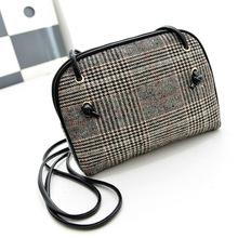 C88679A factory wholesale lady wool bags korea lady fashion bag