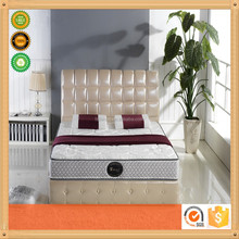 roll up queen size bed mattress with bonnell spring mattress