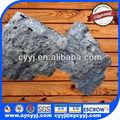 alto polvo de silicio de calcio cargarse en minerales y bulto de silicio de calcio de metalurgia para fabricación de acero