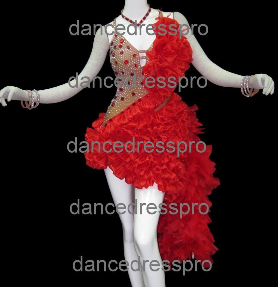 Latin jive dress buy ballroom dance dress modern dance dress