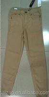 2015 wholesale stock of woman h&m pants