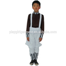 Crianças fantasias de carnaval/crianças trajes cosplay pgkc- 1205