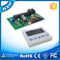 RBXH0000-0628A002 domestic heat pump symbol electric thermostat