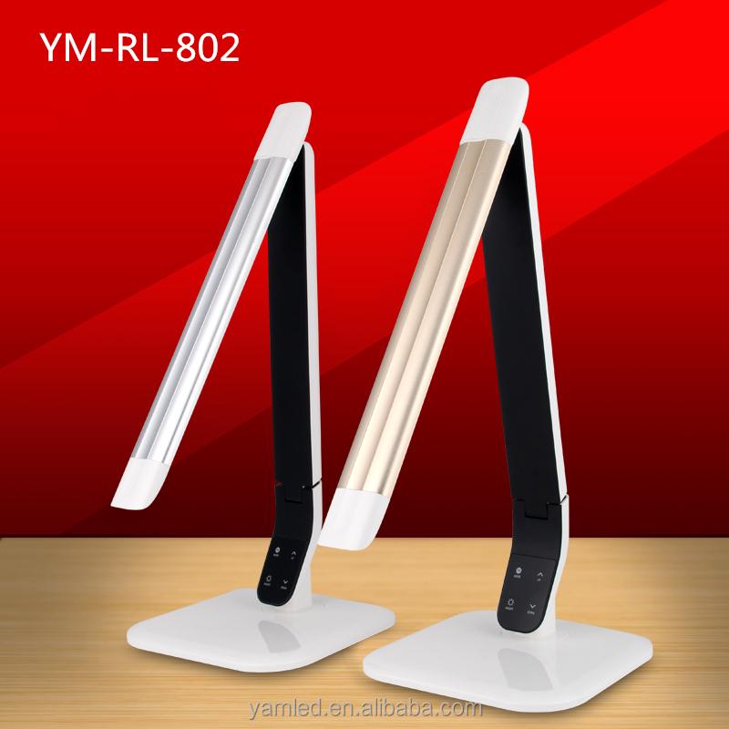 Modern indoor anti glare led desk light 12v led table for 12v led table lamp
