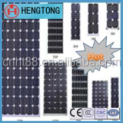 solar panel 24v sunpower, hot sale 24v 270w solar panel