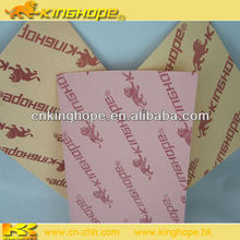 cheap and good quality paper insole board,Cellulose insole board of shoe material