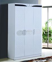 white and black double color wardrobe design furniture bedroom