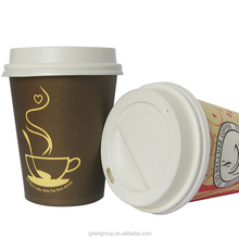 Hot Paper Cups with Lid