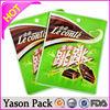 Yason loose tea bags waterproof custom made roll stikers aluminum foil bag for smokey