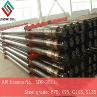 API 5DP G105*6.1m 60mm water well drill tool