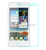 Factory direct supply anti-explosion 9H 2.5D 0.33mm tempered glass film screen protector for Huawei Ascend G510 G520 G700 U8951