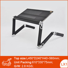 Laptop Table, Folding Notebook Stand, Laptop Tray