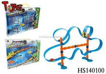 High Speed BO Toy racing track Slot Car