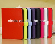High quality Shine PU Leather Case Cover Skin For Samsung Galaxy Tab 3 10.1 P5200