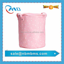 Custom Children Bedroom With Lid And Zipper Storage Bag