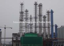 Sistema de destilación de alcohol / planta/ Equipos Distiller de etanol