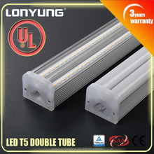 Hot sale Frosted Cover high brightness 9W 12W 15W 18W T5 LED Light Tube