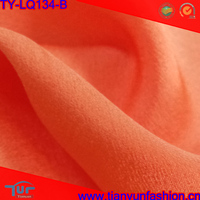 high quality fancy dressing made soften and light textured polyester chemical woven fabrics